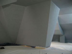 Готовый скалодром (тренажер для скалолазания)