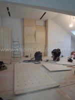 Производство скалолазной стенки для детей