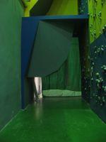 Первый этаж скалодрома RedPoint
