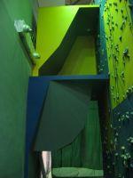 Готовый боулдеринговый зал скалодрома RedPoint