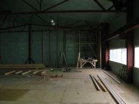 Начало строительства скалодрома