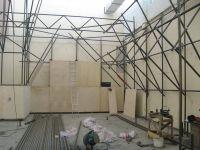 Строительство скалодрома Скалатория
